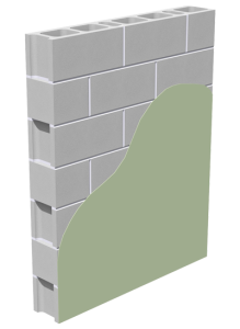 StoGuard Waterproof Air Barrier - Masonry Construction