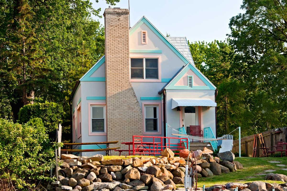 Jensen House, WI