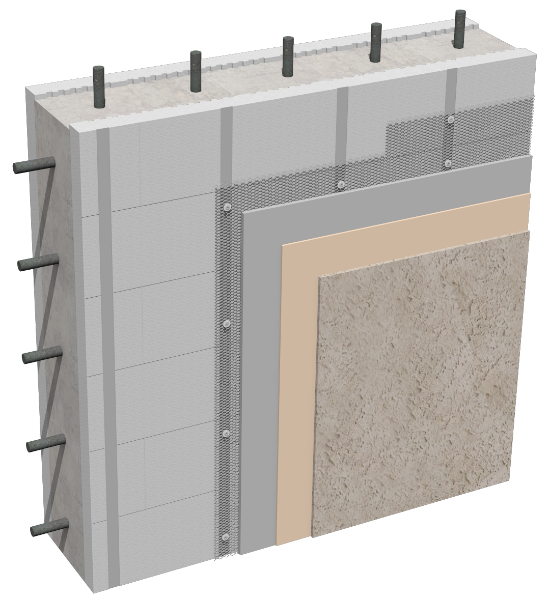 Sto ICF Finish Systems