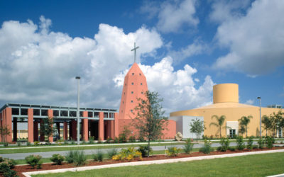 St. Mary's Church, FL