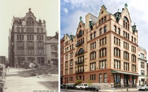 Preserving New York's Historic Architecture