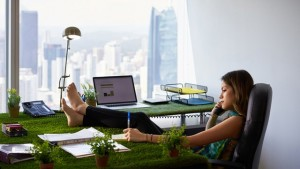 Green Building Trends In Interior Office Design