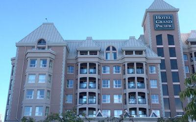 Hotel Grand Pacific Rehabilitation Project