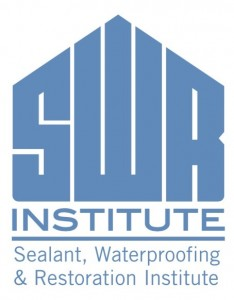 Sealant, Waterproofing & Restoration Institute (SWRI) Taking A Lead
