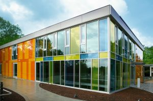 Achieving Energy Efficiency With Glass Exteriors In Commercial Buildings